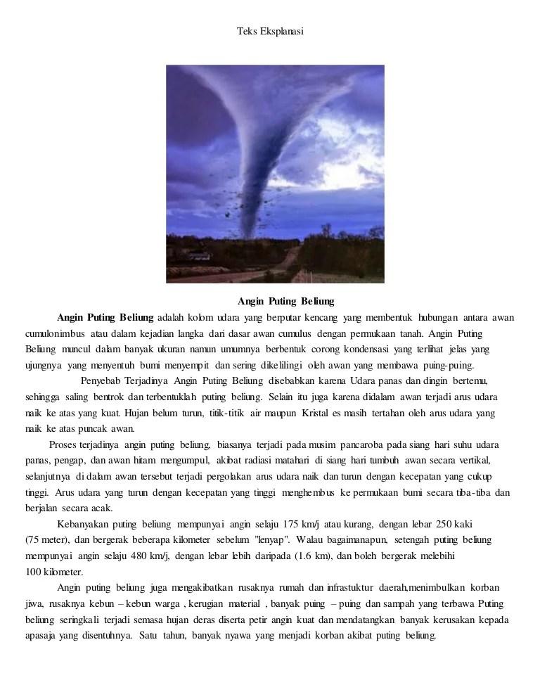 Teks Eksplanasi Hujan Meteor : eksplanasi, hujan, meteor, Eksplanasi