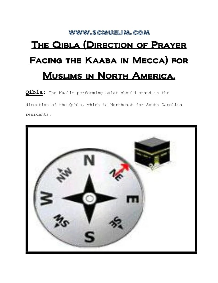 5 Ways to Find the Qibla for Prayer - wikiHow