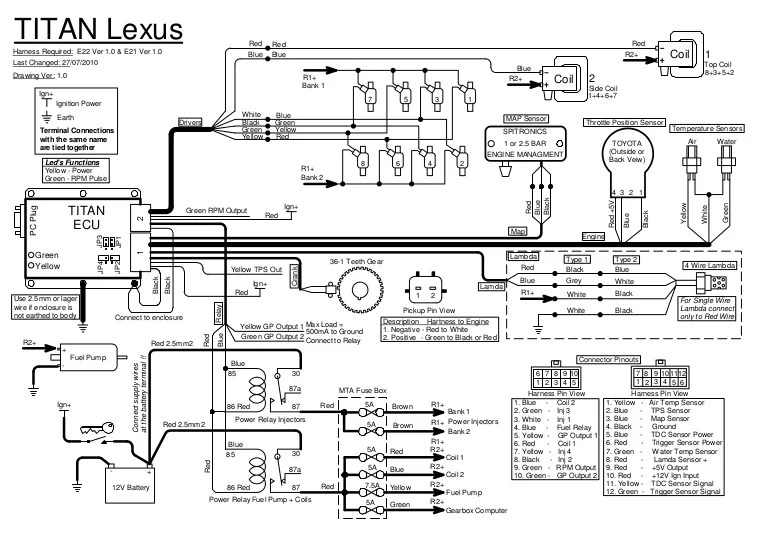 Titan t15 lexus 6x fuse box 20