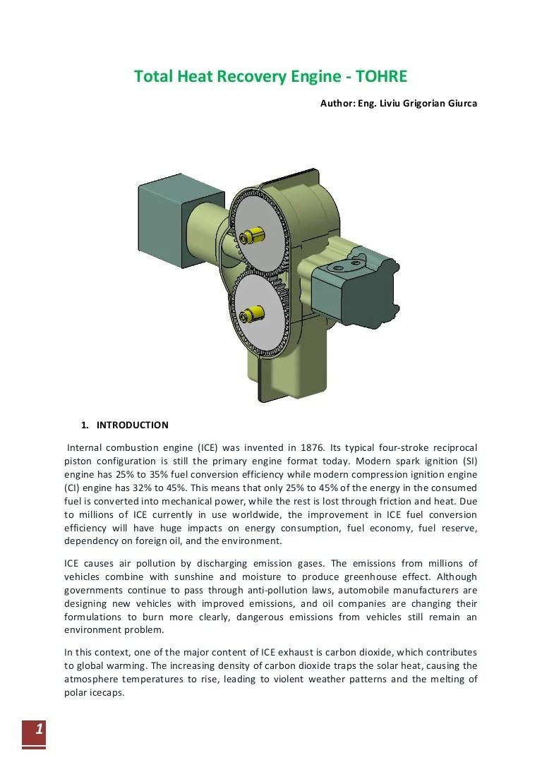 auto mobile heat engine diagram [ 768 x 1087 Pixel ]
