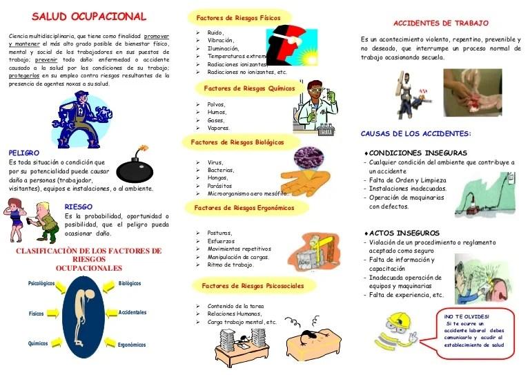 Triptico que es_salud_ocupacional