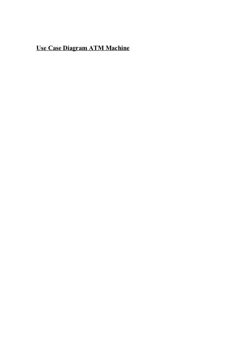 uml diagram for atm [ 768 x 1087 Pixel ]