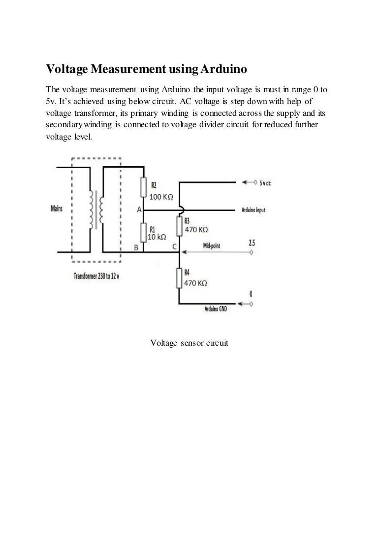 medium resolution of voltagemeasurementusingarduino 170227210030 thumbnail 4 jpg cb 1488229270