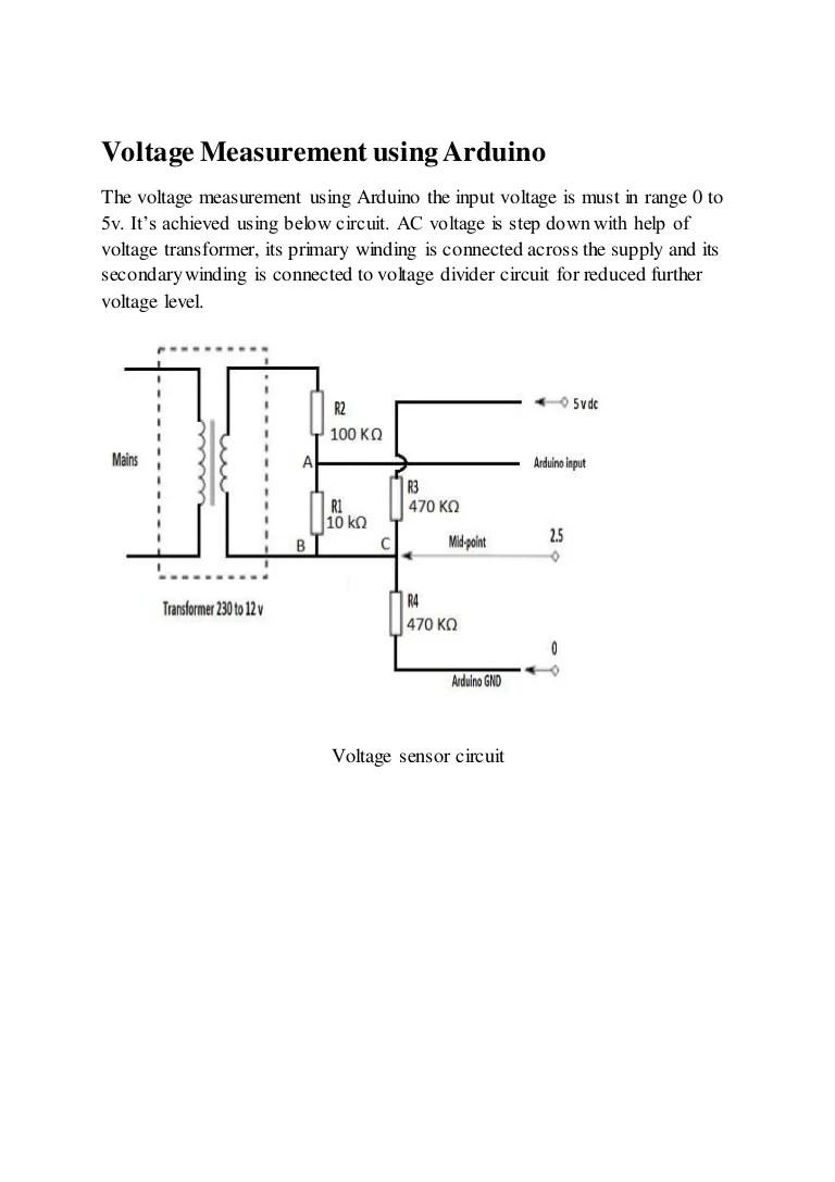 small resolution of voltagemeasurementusingarduino 170227210030 thumbnail 4 jpg cb 1488229270