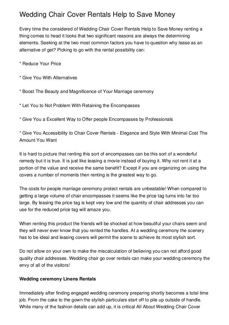 chair cover alternatives wedding mlg gaming rentals help to save money weddingchaircoverrentals youcanrentelegance 20121116 111809 121116051829 phpapp02 thumbnail 4 jpg cb 1353043134