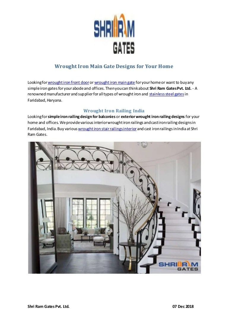 small resolution of wrought iron stair railing picture diagram