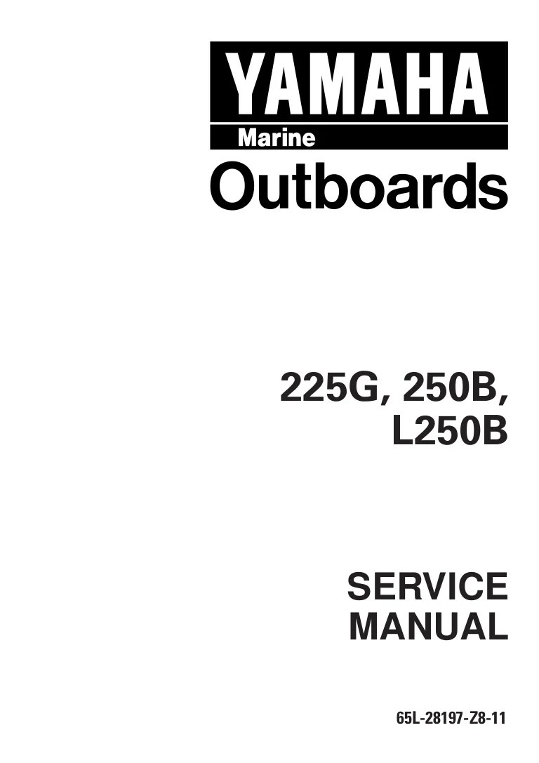 yamaha 200 outboard wiring schematic [ 768 x 1087 Pixel ]