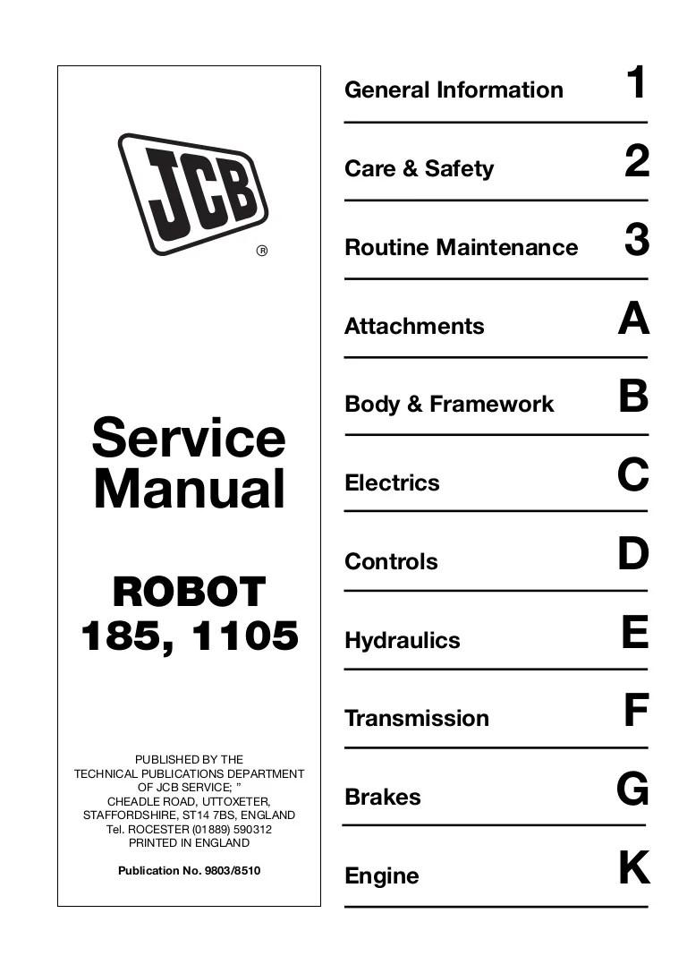 jcb 3cx starter motor wiring diagram [ 768 x 1087 Pixel ]