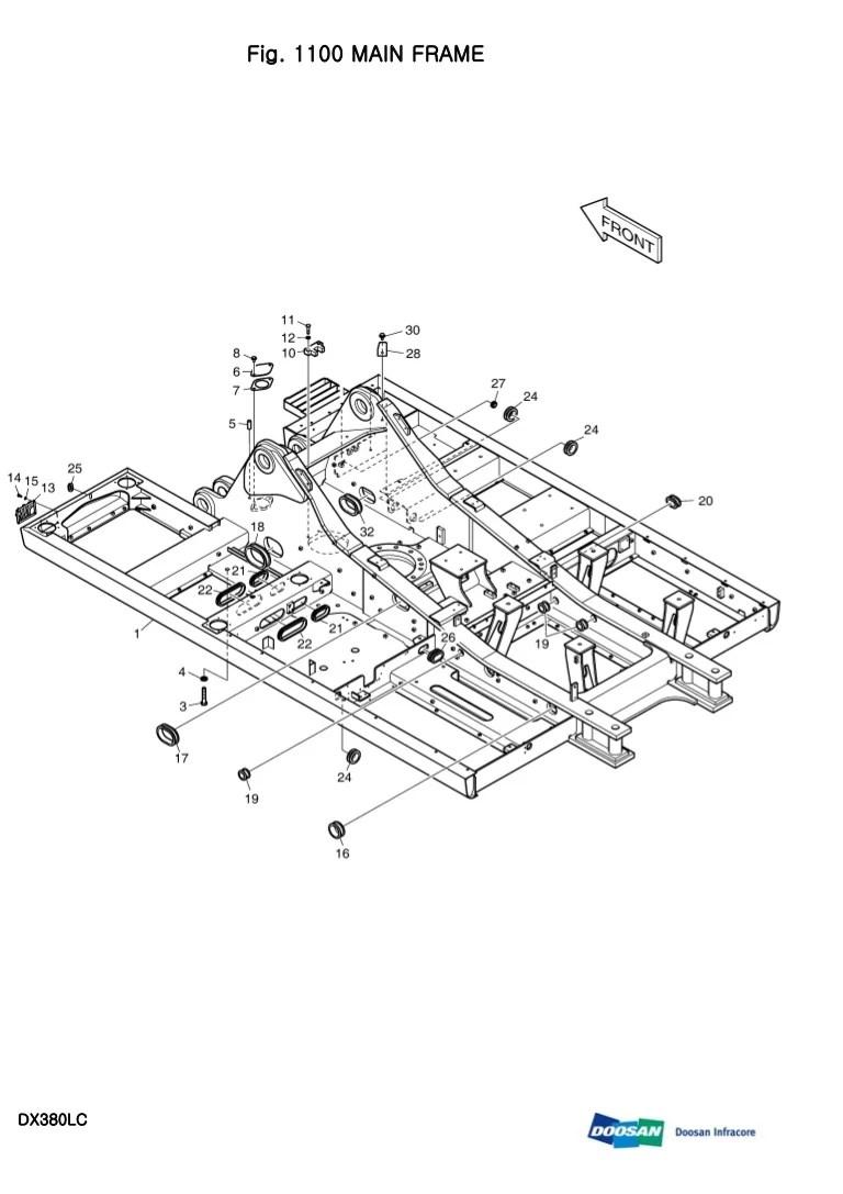 doosan ignition switch wiring diagram [ 768 x 1087 Pixel ]