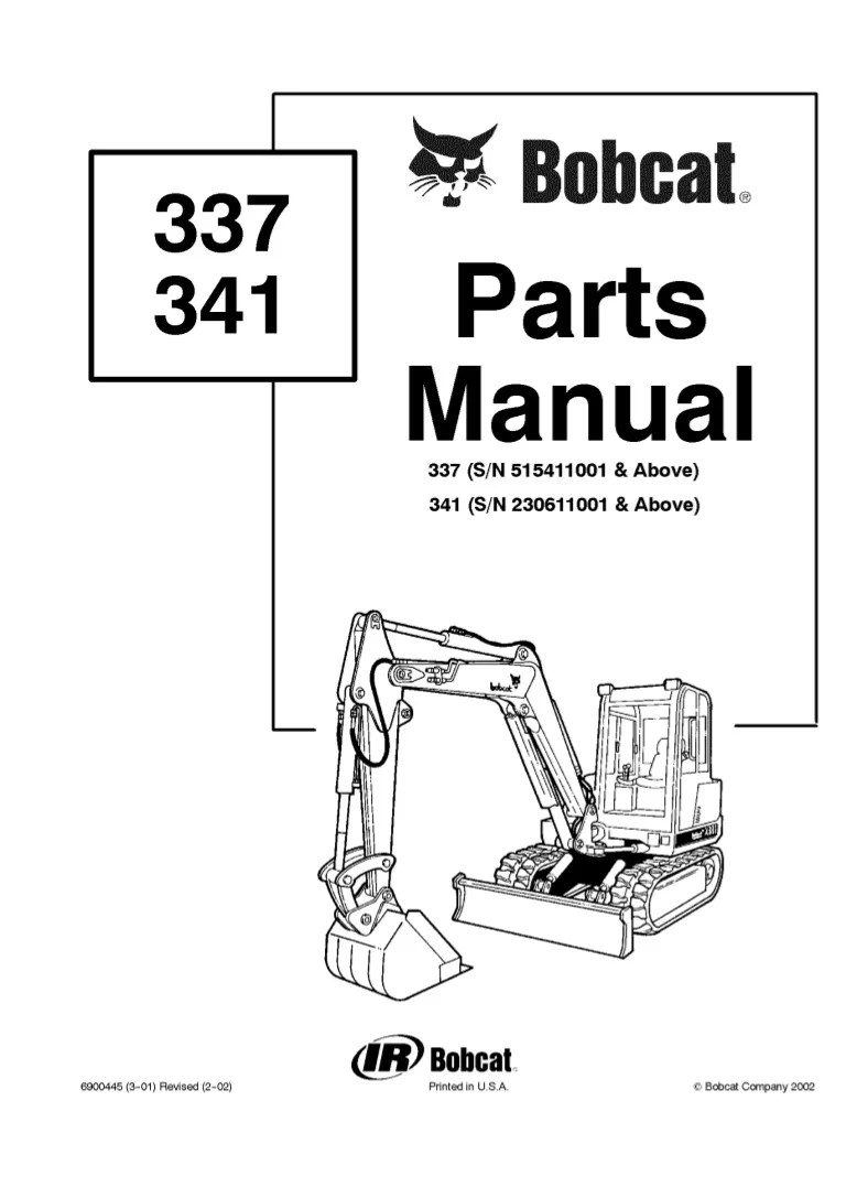 Bobcat X Change Diagram   Wiring Diagram
