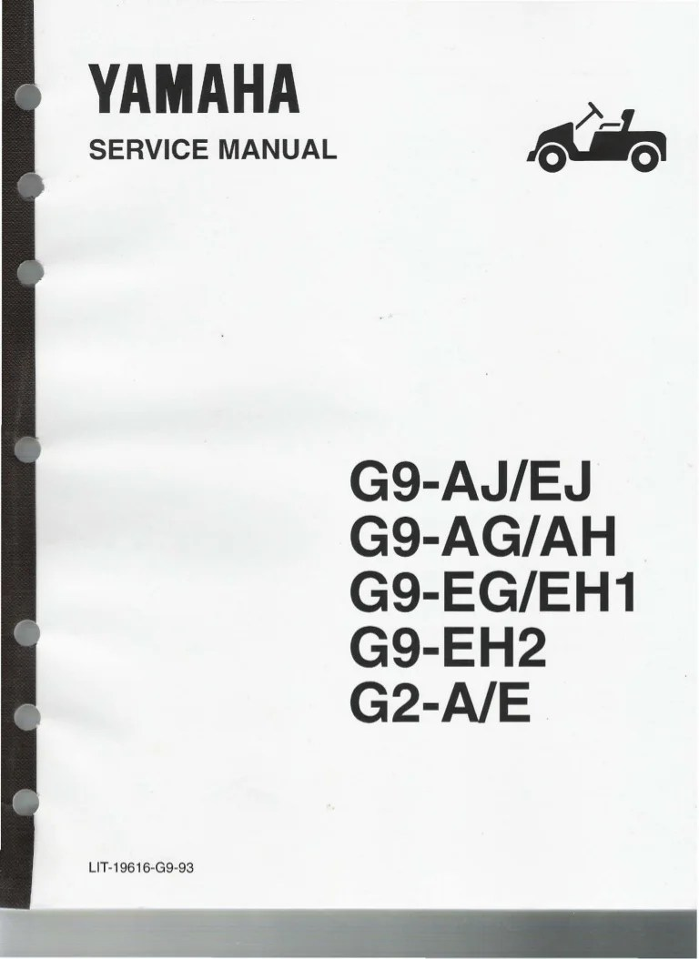 medium resolution of yamaha g9 golf cart clutch diagram