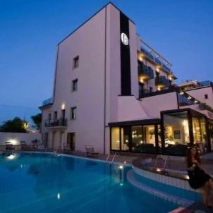 Ferretti Beach Hotel Rimini EMILIA ROMAGNA cofanetto