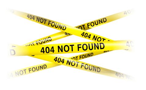 http: 404 not found