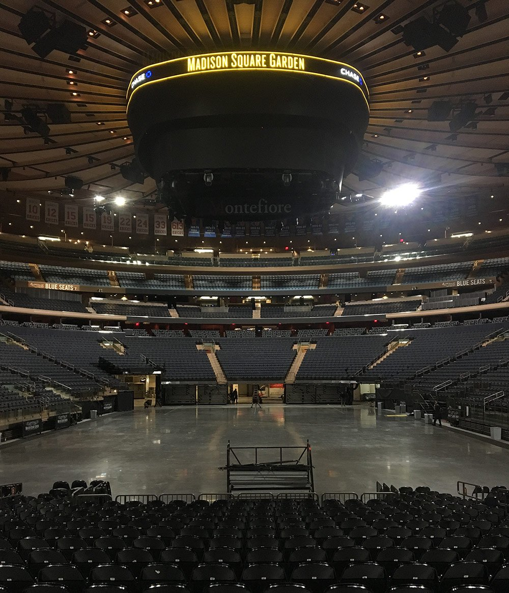 The Madison Square Garden Company Celebrates Billy Joels