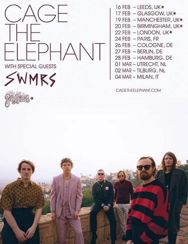 UK/EU 2020 TOUR