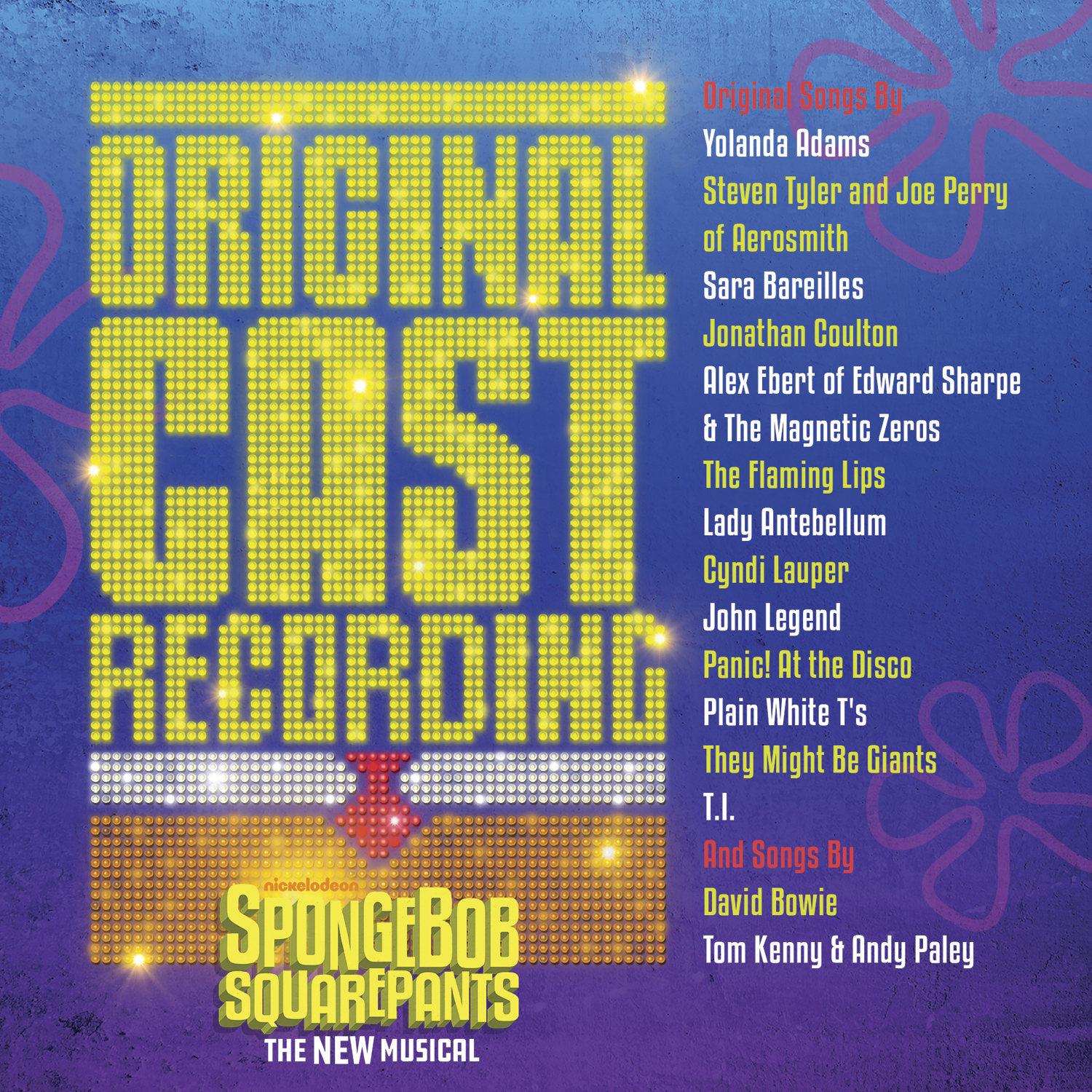 SPONGEBOB SQUAREPANTS THE NEW MUSICAL The Official