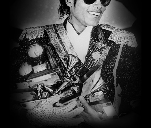 Michael Jacksons Historic Grammy Night