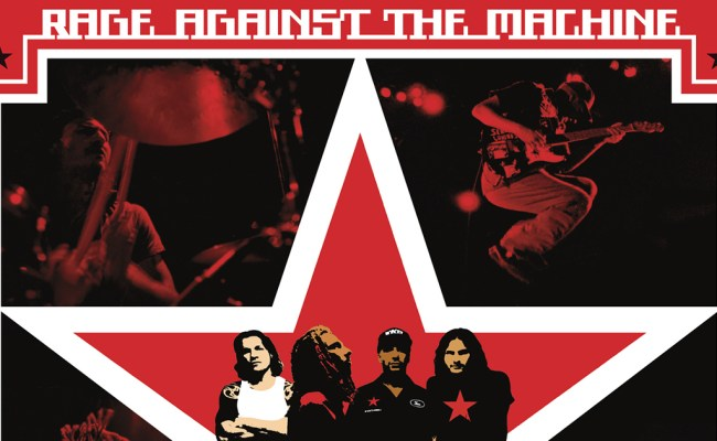 Live At The Grand Olympic Auditorium Rage Against The