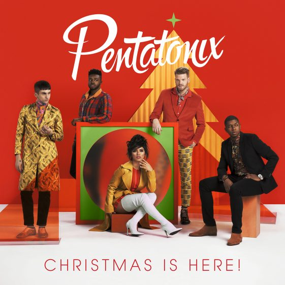 Pentatonix Announce 4th Holiday Album Christmas Is Here