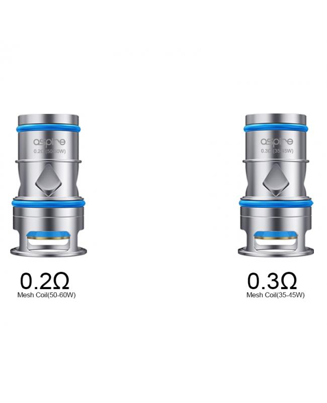 Aspire Odan Replacement Mesh Coils