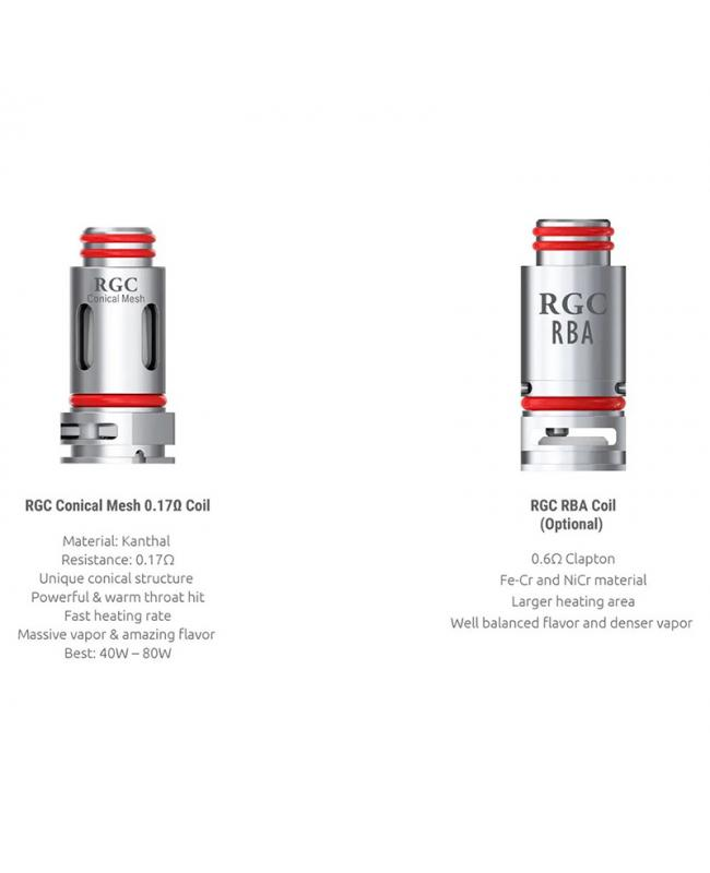 Smok RPM 80 Replacement Coils