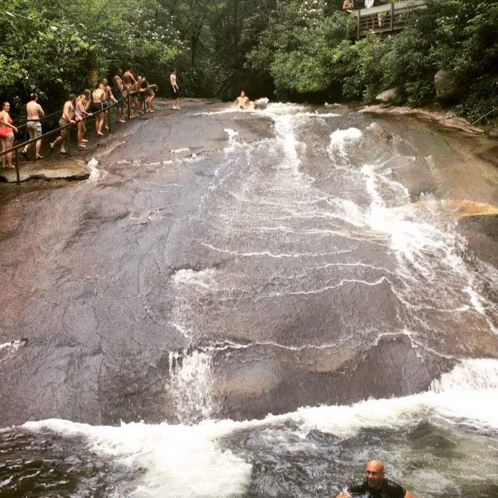 Insider Review of Sliding Rock at Pisgah National Forest