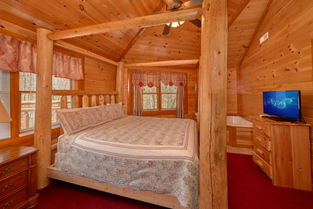 Gatlinburg Cabins With Private Indoor Pools