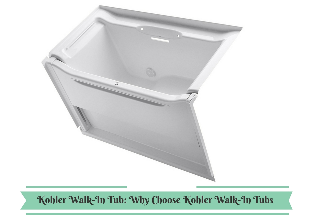 Kohler Walk-In Tubs & Showers: Reviews, Price Guide, Dimensions & Tips