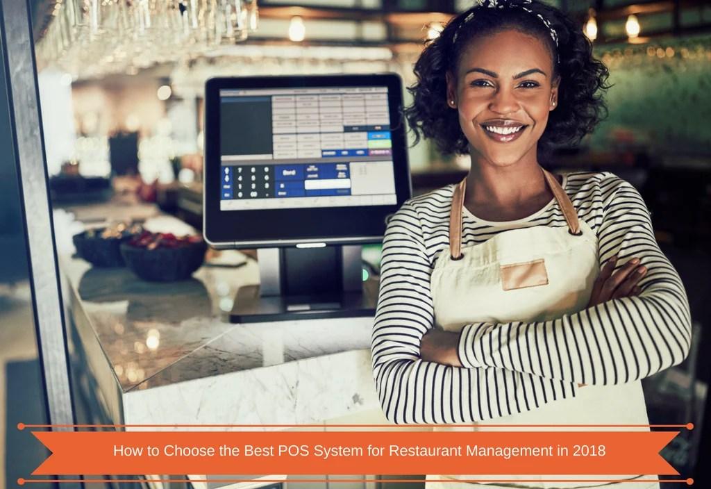 Best POS System for Restaurant Management