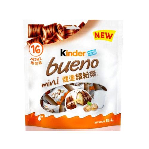 健達Kinder 健達繽紛樂迷你巧克力 - 通零食客 SNACKHOBBY - 零食評價網