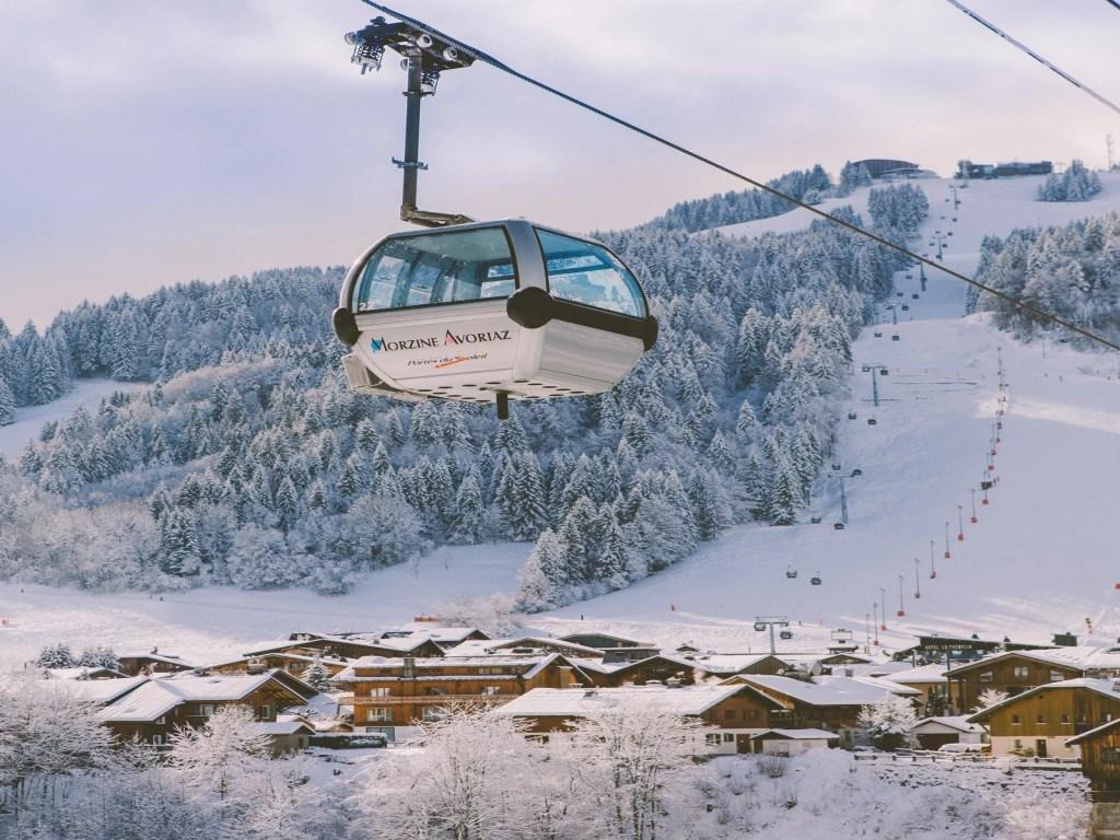 Das hotel le concorde im skigebiet les portes du soleil befindet sich 400 m vom zentrum von morzine und den skipisten entfernt. Skigebiet Morzine Skiurlaub Skifahren In Frankreich