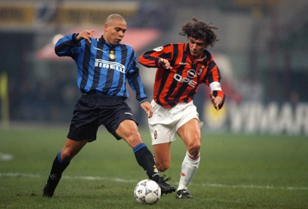 Paolo Maldini Reveals Three Players He Hated Facing