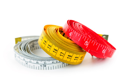 stock photo 17323056 measuring tapes