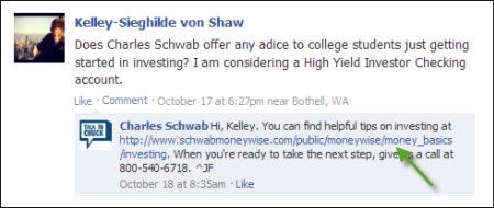 schwab awareness