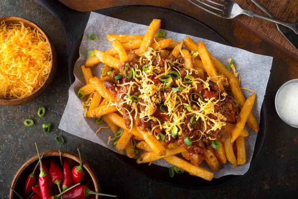 unhealthy food 10 items