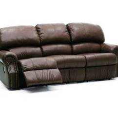 Reclining Sofa Leather Brown Chaise End Recliner Palliser Fine Furniture Sofas And Sectionals Charleston 41104 46104 Collection