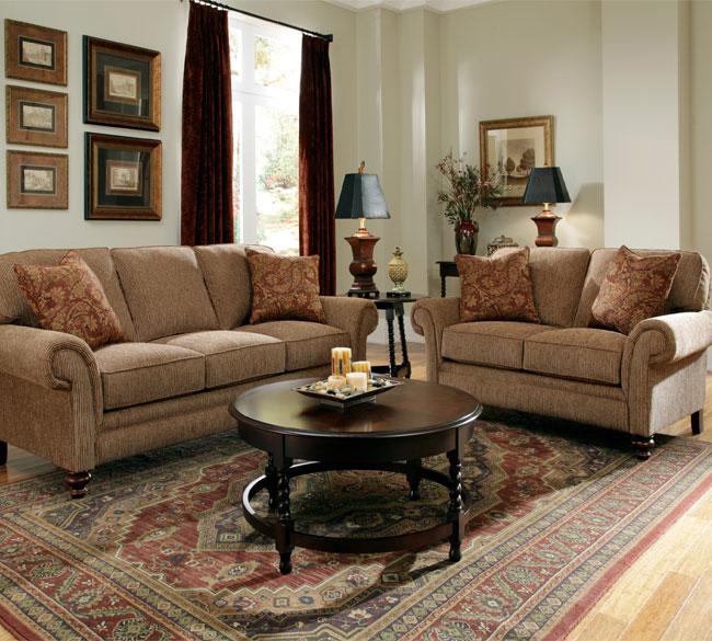 broyhill sofa nebraska furniture mart la z boy reviews larissa 6112 collection customize 350 sofas and sectionals