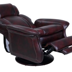 Jerome's Swivel Chairs Grey Modern Armchairs Jerome Pedestal Recliner In Stock Fast Sofas And Sectionals