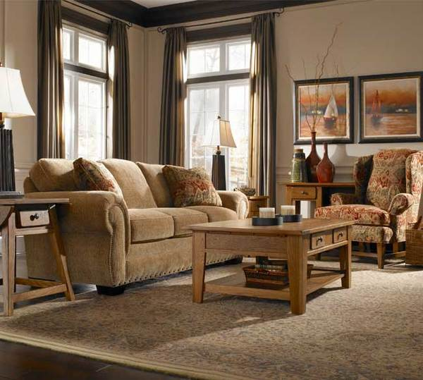 broyhill sofa prices small sleeper sectionals cambridge 5054-7 | sofas and