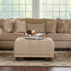 Large Plush Sectional Sofa Reviews On Air Bed Prices Barkley L Shapedonal With