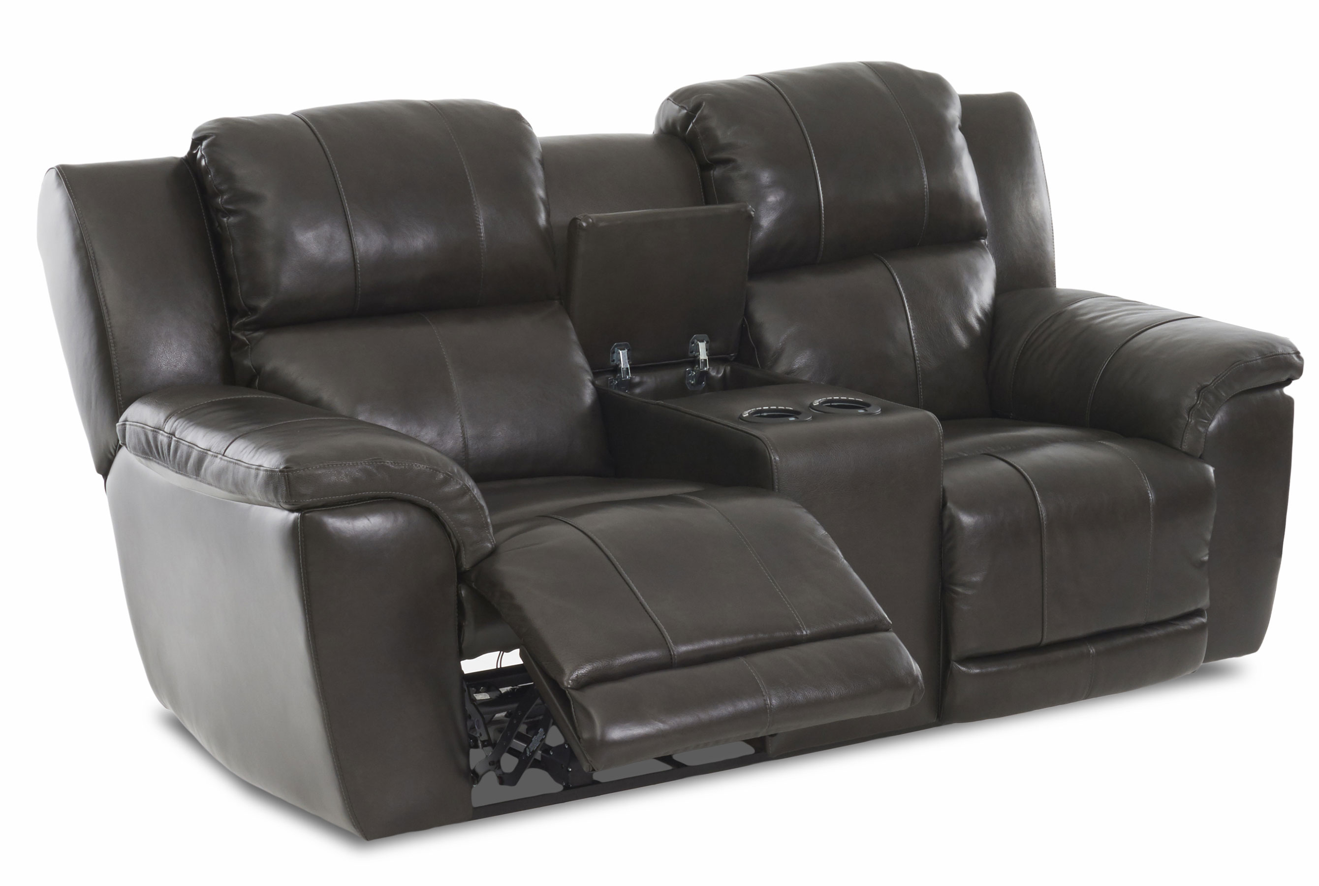 red microfiber reclining sofa dfs skill 2 seater awesome