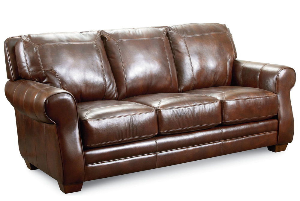 lane home furnishings leather sofa and loveseat from the bowden collection chesterfield furniture village 84 548 sofas sectionals spinner