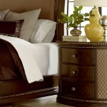 Gables Oval Nightstand 245141 1707 Sofas And Sectionals