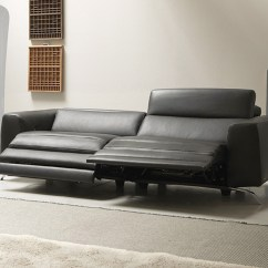 Natuzzi Sofa Reviews Valencia 2 Seater Leather Recliner With Console Black Review For Loveseat Inviting Home Design