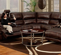 572 reclining sectional sofa with chaise by franklin istikbal sleeper reviews five great sofas for your media room | and sectionals