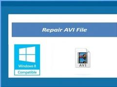 Repair AVI File 2.0.0.11 Free Download
