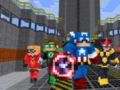 superhero mod for minecraft