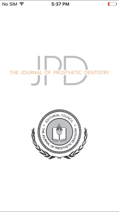 The Journal of Prosthetic Dentistry Free Download