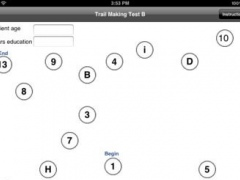 Trail Making Test B 3.0 Free Download