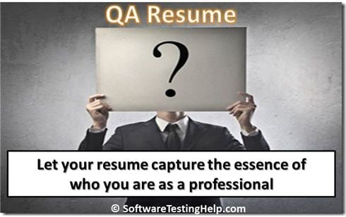 Perfect Software Testing Resume Guide (with Software Tester Resume ...